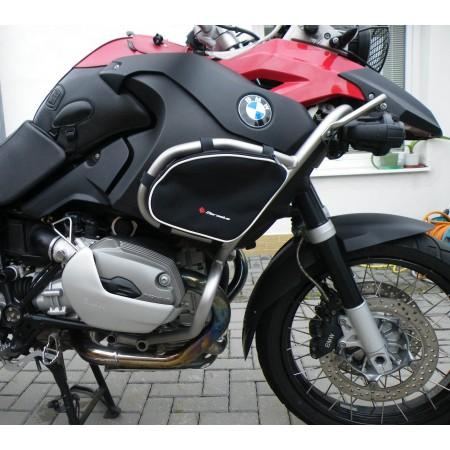Τσαντάκια για τα πλαϊνά προστατευτικά κάγκελα (εργοστασιακά) για BMW 1200GS ADV (2005+)
