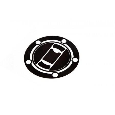 Κάλυμμα τάπας βενζίνης carbon Suzuki (5 τρύπες)