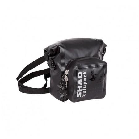 SHAD Zulupack SW05 5 lt Αδιάβροχο τσαντάκι μέσης / μηρού  (μαύρο)
