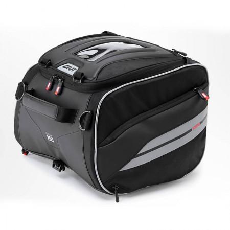 Τσάντα σέλας & κεντρική για σκούτερ XS318 xstream 25 lt GIVI