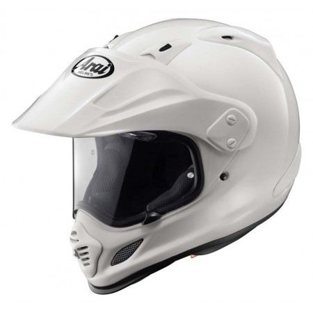 ARAI TOUR-X4 PLAIN WHITE
