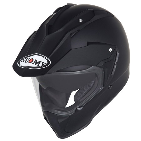 SUOMY MX TOURER black/matt