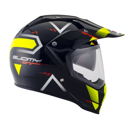 SUOMY MX TOURER SPECIAL YELLOW
