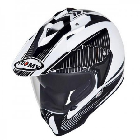 SUOMY MX TOURER SPECIAL Anthracite/white
