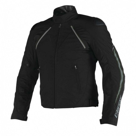 DAINESE HAWKER D-DRY® JACKET Αδιάβροχο μπουφάν BLACK/EBONY