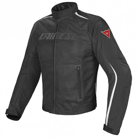 DAINESE HYDRA FLUX D-DRY® καλοκαιρινό αδιάβροχο μπουφάν black/black/white