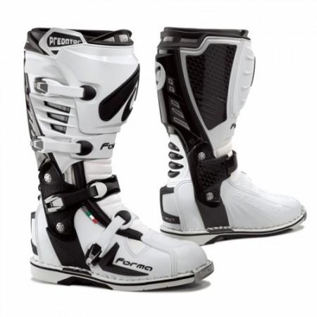 Μπότες Off-Road Forma Predator άσπρες