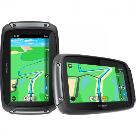TomTom Rider 450 WORLD 4,3""