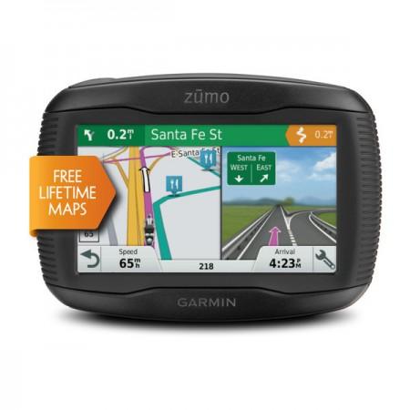 GARMIN ZUMO 395LM με Ευρώπη (δωρεάν updates) και AUTO DRIVE HELLAS